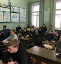 Встреча с сотрудниками ОВО ГЗ ВНГ по Калязинскому району.