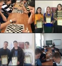 Районный турнир по русским шашкам