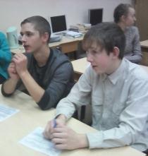 Игра-путешествие «В мире профессий» для  выпускников общеобразовательных школ