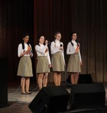 Районный фестиваль «Салют, Победа»