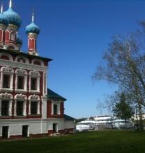 Экскурсия в город Углич