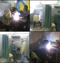 Олимпиада профессионального мастерства по профессии «Сварщик (ручной и частично механизированной сварки (наплавки)»