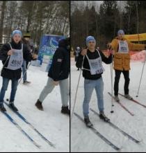 Лыжня России 2020г.
