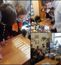 Встреча с председателем территориальной избирательной комиссии Тверской области.