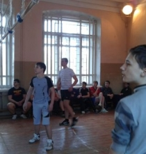 Волейбол 2014 (Весна)