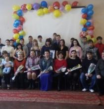 Торжественная церемония вручения дипломов