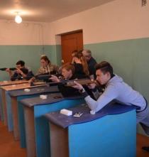 Районные соревнования по пулевой практической стрельбе из пневматического оружия